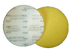 Glaisto šlifavimo diskas Superpad, P220, 225 mm