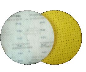 Glaisto šlifavimo diskas SUPERPAD P40
