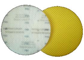 Glaisto šlifavimo diskas Superpad, P80, 225 mm