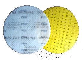 Glaisto šlifavimo diskas SUPERPAD P120
