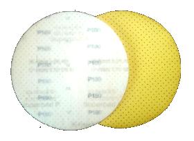 Glaisto šlifavimo diskas SUPERPAD P180