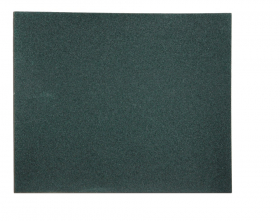 Vandeniui atsparus šlifavimo popierius  P1200 230 x 280 mm.