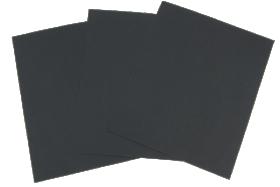 Šlivavimo popierius medžiaginiu pagrindu P150  230 x 280 mm.