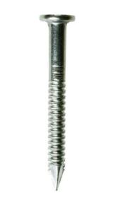 Inkarinės vinys 4,0 - 4,2 x 50 mm  0,5 kg, ZN, 071487201 Cinkuotos
