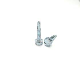 Savigręžis sraigtas šešiakampe galva PROFIX DIN7504 K 6,3 x 60 mm, 10 vnt.