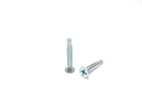 Savigręžis sraigtas įleidžiama galva PROFIX DIN7504 O (P) 4,8 x 25 mm, 30 vnt.