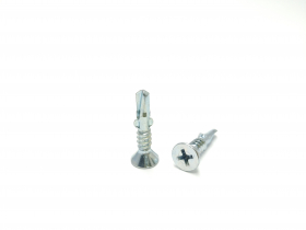 Savigręžis sraigtas įleidžiama galva PROFIX DIN7504 O (JFL) 4,8 x 45 mm, 40 vnt.