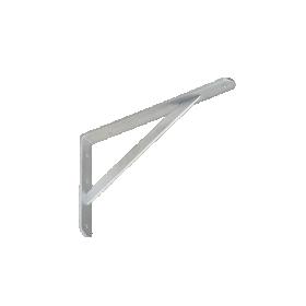 Lentynos laikiklis VELANO, WSWP 300 ZN 300x200x4,0 mm, DMX 5195