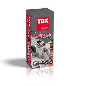 Didelės apkrovos montavimo sistema TOX Thermo Proof