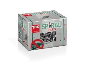 GKP sukamas kaištis TOX Spiral Plus