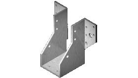 Balkių atrama 100 x 140 mm Xido 1 vnt.