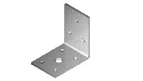 Kampas 105 x 105 x 90 x 2,5 mm Xido 1 vnt.