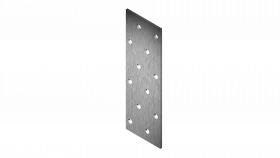 Plokštelė 40 x 80 x 2,0 mm Xido 1 vnt.