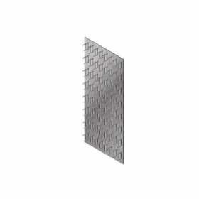 Vinėta plokštelė 120 x 200 x 1,3 mm Xido 1 vnt.