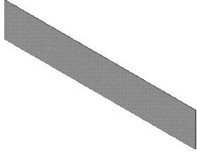 Sujungimo juosta 1250 x 60 x 2 mm Xido 70002