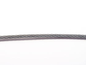 Vielinis lynas AISI 316 3mm, apie 10m žiedais, nerūdijantis plienas