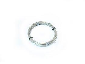 Plieninė viela, 1,0mm × 10m, cinkuota