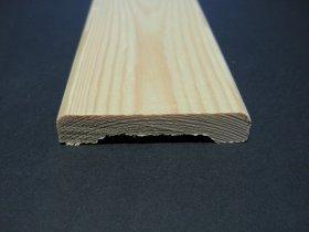 Apdailos juostelė, matmenys 12 x 60 x 1200 mm