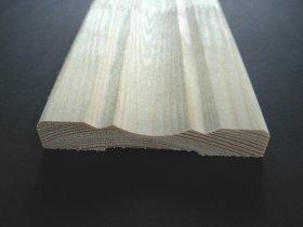 Apdailos juostelė, matmenys 16 x 95 x 1200 mm