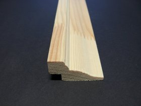 Grindjuostė, matmenys 23 x 45 x 2400 mm