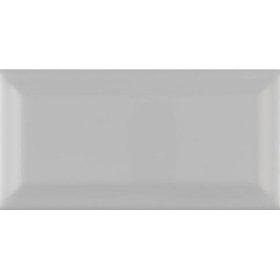 Keraminės sienų plytelės STARCO MATKEA P, 10 x 20 cm, 1,000 m2/dėž., pilkos matinės sp., Indija