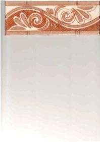 Plytelių keraminis dekoras STARCO  70 20 x 7,5 cm, 80 vnt/dėž., kilmės šalis Indija