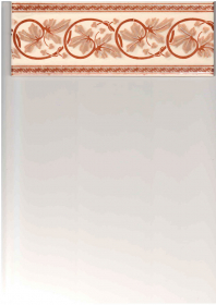 Plytelių keraminis dekoras STARCO 94