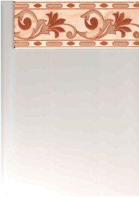 Plytelių keraminis dekoras STARCO  171 20 x 7,5 cm, 80 vnt/dėž., kilmės šalis Indija