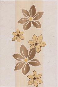 Plytelių keraminis dekoras ZALAKERAMIA ILDIKO K2