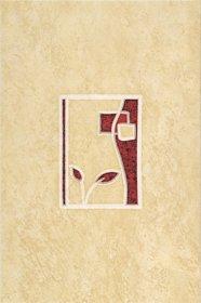 Plytelių keraminis dekoras ZALAKERAMIA KAPRI Genova K5