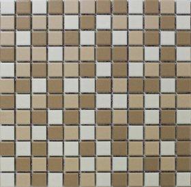 Akmens masės mozaika K60112 H3B BEIGE, 1,800 m2 / dėž.