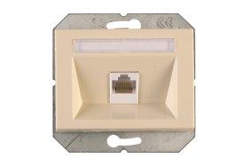 Kompiuterio lizdas VILMA KLRJ45-15e2-02 XP500 smėlio sp.,