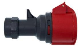 Lizdas kištukui ABL ABL 3P+N+E 6h, 32A 400V IP44 (K52S30) L, 0008971