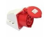 Lizdas kištukui ABL ABL 3P+N+E 6h, 32A 400V IP44 (D52S30) L, 0022261 (0009368)