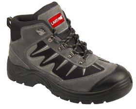 Darbo batai LAHTI CE, odiniai/medžiag., S1P SRA, 46d.