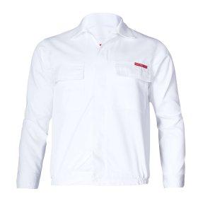 Kelnės ir švarkas LAHTI QUEST balti XL(182), 210g/m2, CE