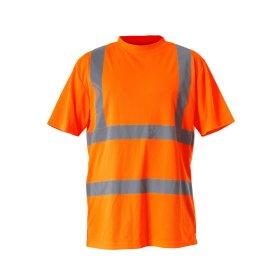 Marškinėliai LAHTI PRO, XL, gero matomumo, oranžinė