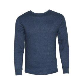 Vyriški apatiniai termo marškiniai ilgomis rankovėmis HERVIN, 786004, mėlynos sp., XXL