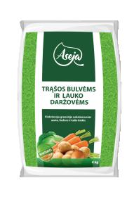 Trąšos bulvėms ir kitoms lauko daržovėms ASEJA  4kg (NPK 15-15-15)