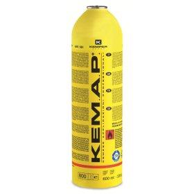 Propano - butano dujų mišinys KEMPER KEMAP, 7/16 sriegio jungtis, 250 g, 410 ml
