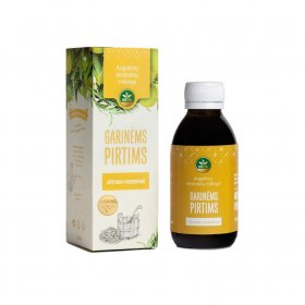 Pirčių ekstraktas MĖTA 150 ml, su eteriniu citrinų ir rozmarinų aliejumi