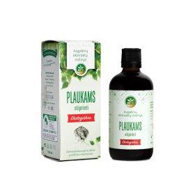 Kūno priežiūros ekstraktas MĖTA 100 ml, plaukų stiprinimui, vaistinių augalų