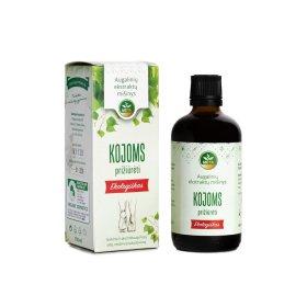 Kūno priežiūros ekstraktas MĖTA 100 ml, kojų priežiūrai, vaistinių augalų