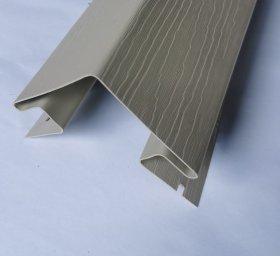 Išorinis PVC kampas S 12 SIDING BOR  Ilgis 3,05 m, smėlio spalvos
