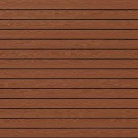 Pluoštinio cemento dailylentė CEDRAL medžio struktūros paviršiumi C32 Matmenys 10 x 190 x 3600 mm, 1vnt. - 0,684 m², žemės oranžinė spalva, 141325