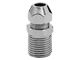 Užspaudžiamas sujungimas REMER 1/2'' x 10 mm, išorinis sriegis