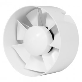 Ventiliatorius, buitinis E-EXTRA EK150, 150mm, Kanalinis