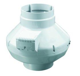 Ventiliatorius, aukšto slėgio VENTS VK125 Išcentrinis, plastikiniame korpuse