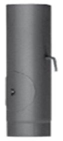 Kamino vamzdis JEREMIAS d120, L-0,5 m, su sklende ir pravala, 32127
