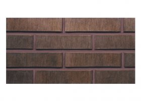 Keraminės plytos apdailai WIENERBERGER Terra Old Ruda, šiurkšti, matmenys 250 x 120 x 65 mm, ST